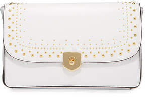 Cole Haan Marli Leather Studded Clutch