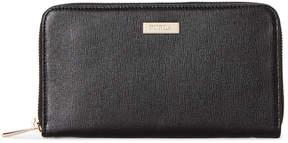Furla Classic XL Leather Zip-Around Wallet