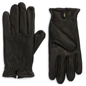 Nordstrom Men's Deerskin Leather Gloves