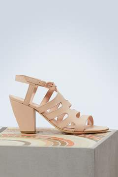 Repetto Ines heeled sandals