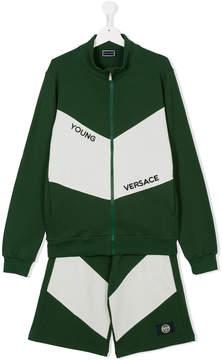 Versace TEEN tracksuit set