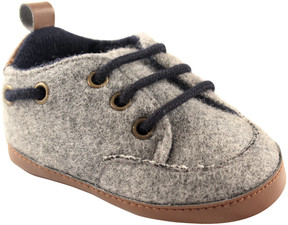 Luvable Friends Gray Sneaker - Boys