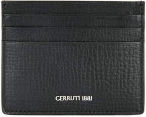 Cerruti logo plaque cardholder