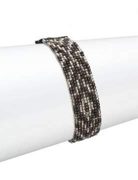 Chan Luu Chevron Beaded Bracelet