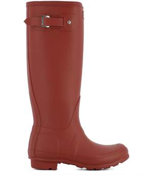 Hunter Red Rubber Boots