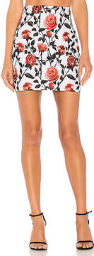 Asilio Case Of Roses Skirt