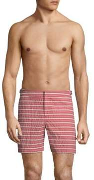 Orlebar Brown Bulldog Striped Swim Trunks