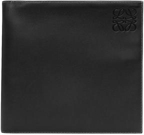 Loewe Black Oversized Bifold Pouch