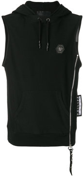 Philipp Plein hooded vest