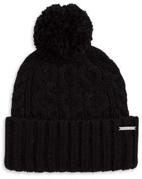 MICHAEL Michael Kors Cable-Knit Beanie