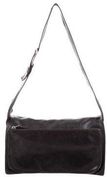 Miu Miu Leather Messenger Bag