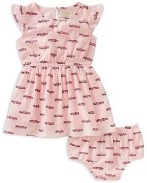 Kate Spade Girls' Hot Rod Dress & Bloomers Set - Baby