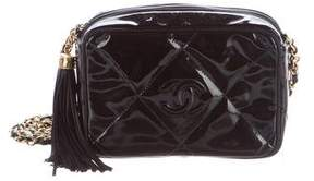 Chanel Vinyl Camera Bag