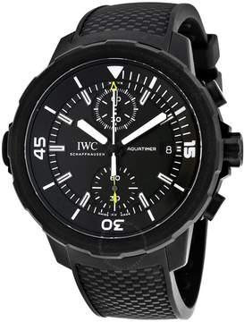 IWC Aquatimer Chronograph Galapagos Islands Men's Watch