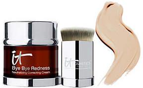 It Cosmetics Bye Bye Redness Anti-Aging Concealing Cream w/ Brush
