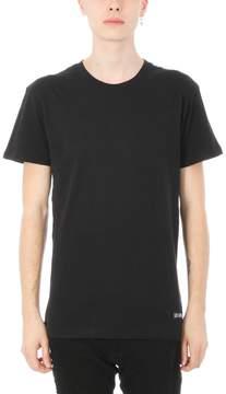 Les (Art)ists Les Artists Yohji 43 Black Cotton T-shirt