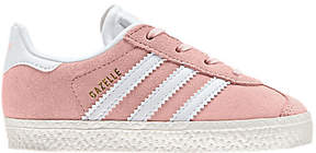 adidas Girls' Toddler Gazelle Casual Shoes