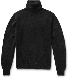 Prada Angora-Blend Rollneck Sweater