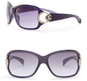 Just Cavalli 62mm Injected Sunglasses
