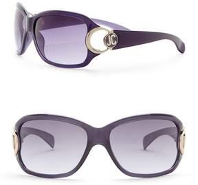 Just Cavalli 62mm Injected Sunglasses