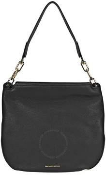 Michael Kors Large Fulton Hobo Bag- Black - ONE COLOR - STYLE