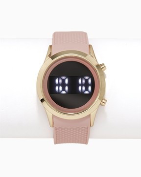 Charming charlie Chic Silicone Digital Watch