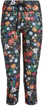 The Upside Power Wildflowers-print performance leggings