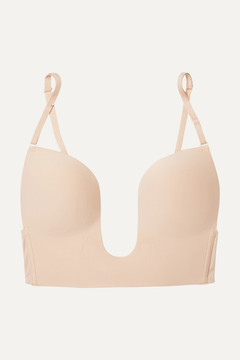 Fashion Forms Seamless U-plunge Bra - Neutral