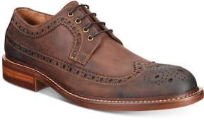 Kenneth Cole Reaction Men's Giles Dress Casual Wingtip Oxfords Men's Shoes