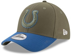 New Era Adult Indianapolis Colts 39THIRTY Salute to Service Flex-Fit Cap