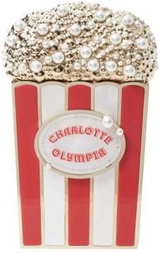 Charlotte Olympia Women's Popcorn Reversible Clutch
