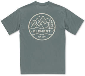 Element Men's Cones Logo T-Shirt
