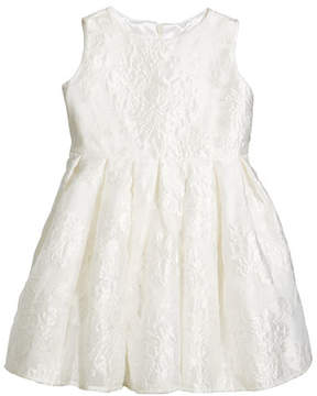 Helena Rose Jacquard Organza Dress, Size 7-14