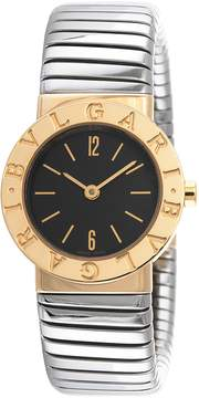 Bulgari Women's Vintage Bvlgari BB23 Two-Tone Ladies Watch, 23mm
