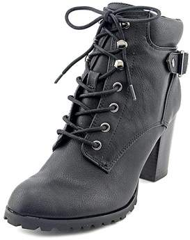 Style&Co. Style & Co Caitlin Round Toe Synthetic Bootie.