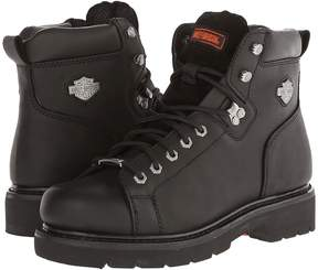 Harley-Davidson Barton Men's Lace-up Boots