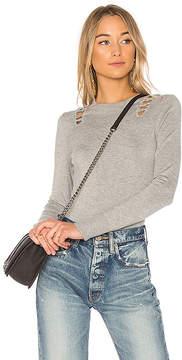 525 America Cutout Sweater