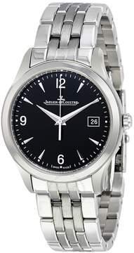 Jaeger-LeCoultre Jaeger Lecoultre Master Control Date Black Dial Automatic Men's Watch
