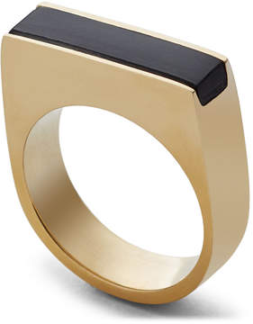 Fossil Soko Horn Line Ring