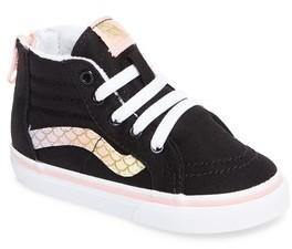 Vans Infant Girl's Classic Sk8-Hi Sneaker