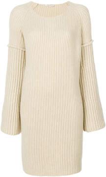 Agnona oversized sleeve sweater