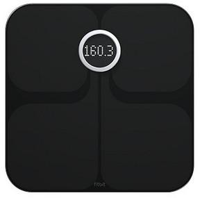 Fitbit Aria Wi-Fi Smart Scale Black