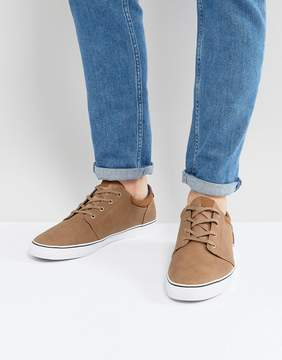 Call it SPRING Joffre Sneakers In Tan