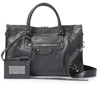 Classic City Small Leather Satchel