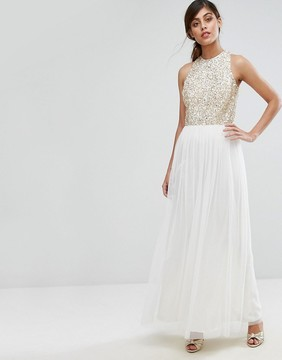 Coast Ru Sequin Dress