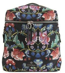 Nanette Lepore Floral Convertible Backpack