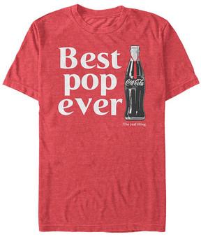 Fifth Sun Red Heather 'Best Pop Ever' Tee - Men