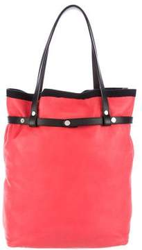 Marni Leather Shopper Tote
