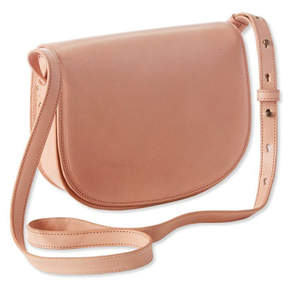 L.L. Bean Signature Leather Crossbody