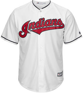 Majestic Men's Cleveland Indians Replica Jersey